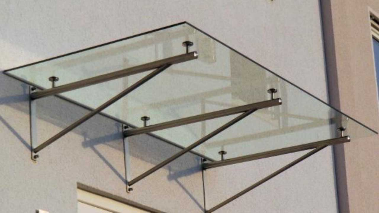 Glasvordächer Lübeck